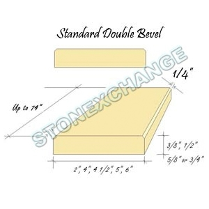 Standart Double Bevel Drawing