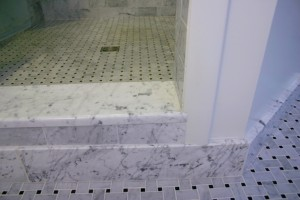 custom marble thresholds