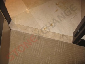 Marble Flooring Transition Pieces for Sale