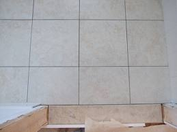 Bathroom Threshold Options with Marble and Travertine