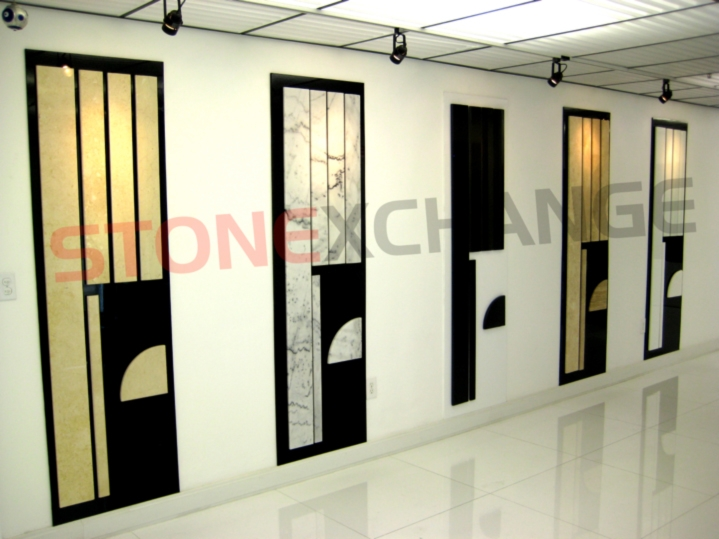 Custom Size Marble Thresholds Sold in Bulk