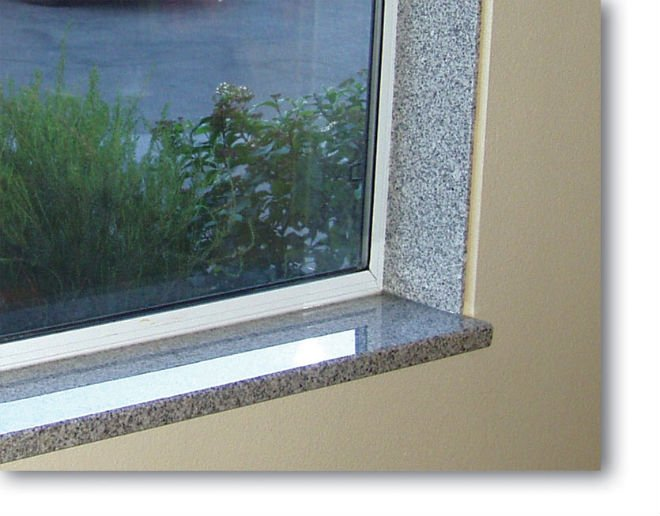 Warehouse of Natural Stone Window Sills for Resellers in Miami