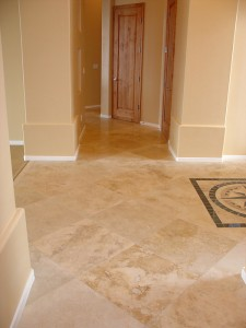 Travertine Thresholds for Constructors in Jacksonville, FL