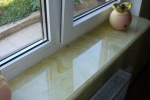 Special Color Window Sill