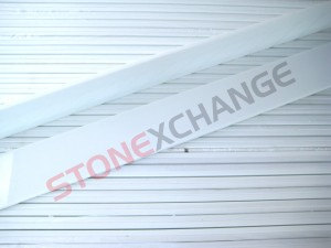Pure White Engineered Stone Window Sills vs Corian Window Sills