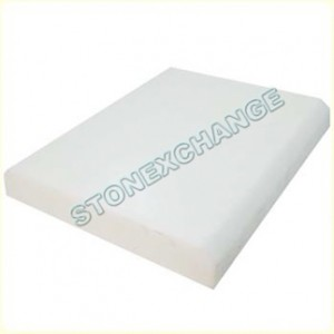 White Engineered Stone More Affordable Than and Similar To Marble