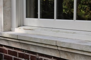 Can Marble Window Sills Be Installed Outdoors
