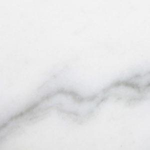 Pure White Luxury Thassos Marble Thresholds in Miami Florida