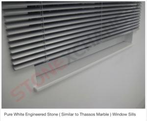 How To Install Windowsills