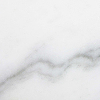 White Carrara tile