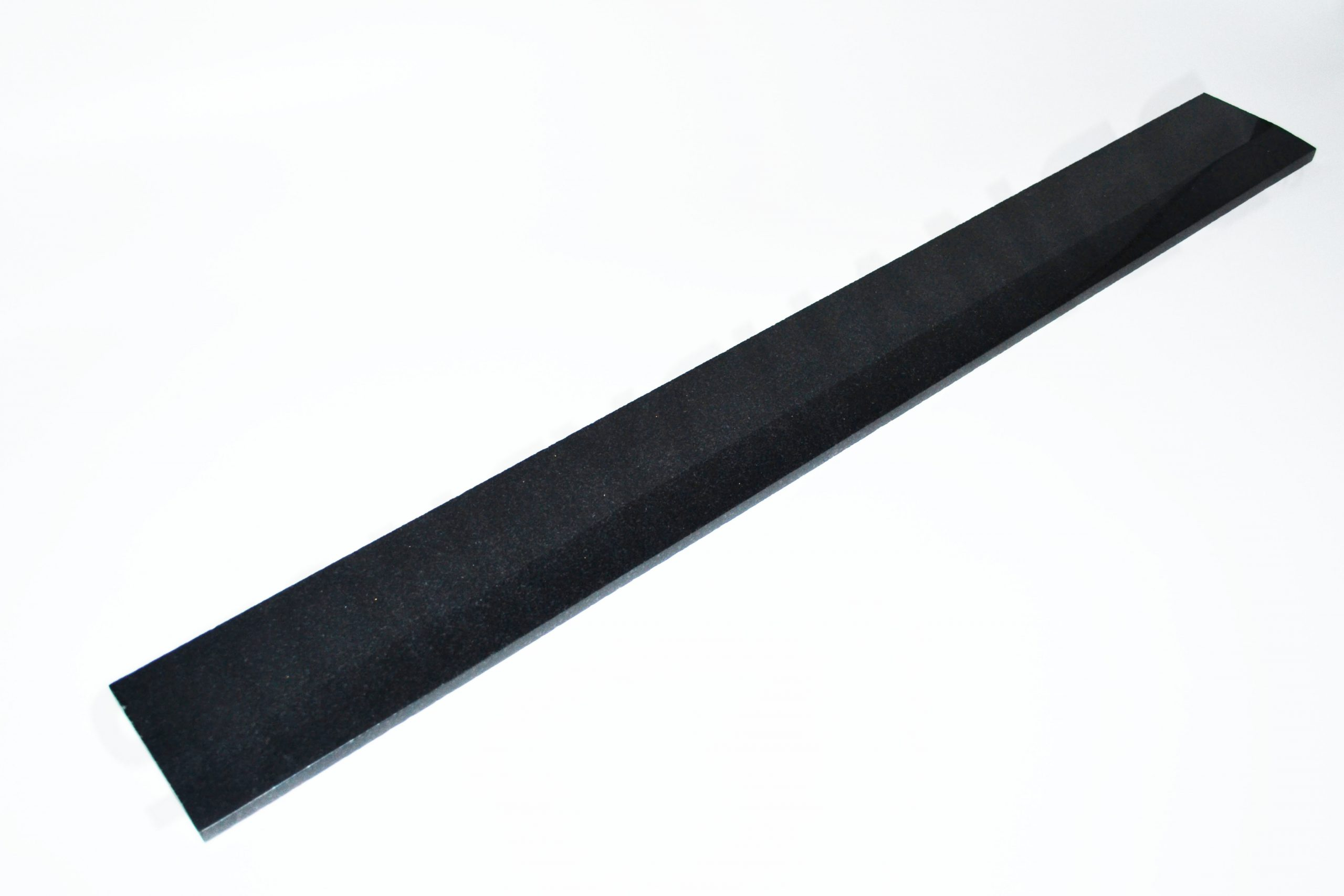 Absolute Black Granite Single Hollywood Threshold 4x36