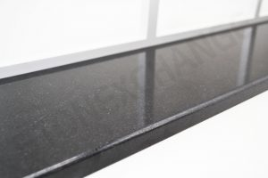 Absolute Black Granite Window Sill