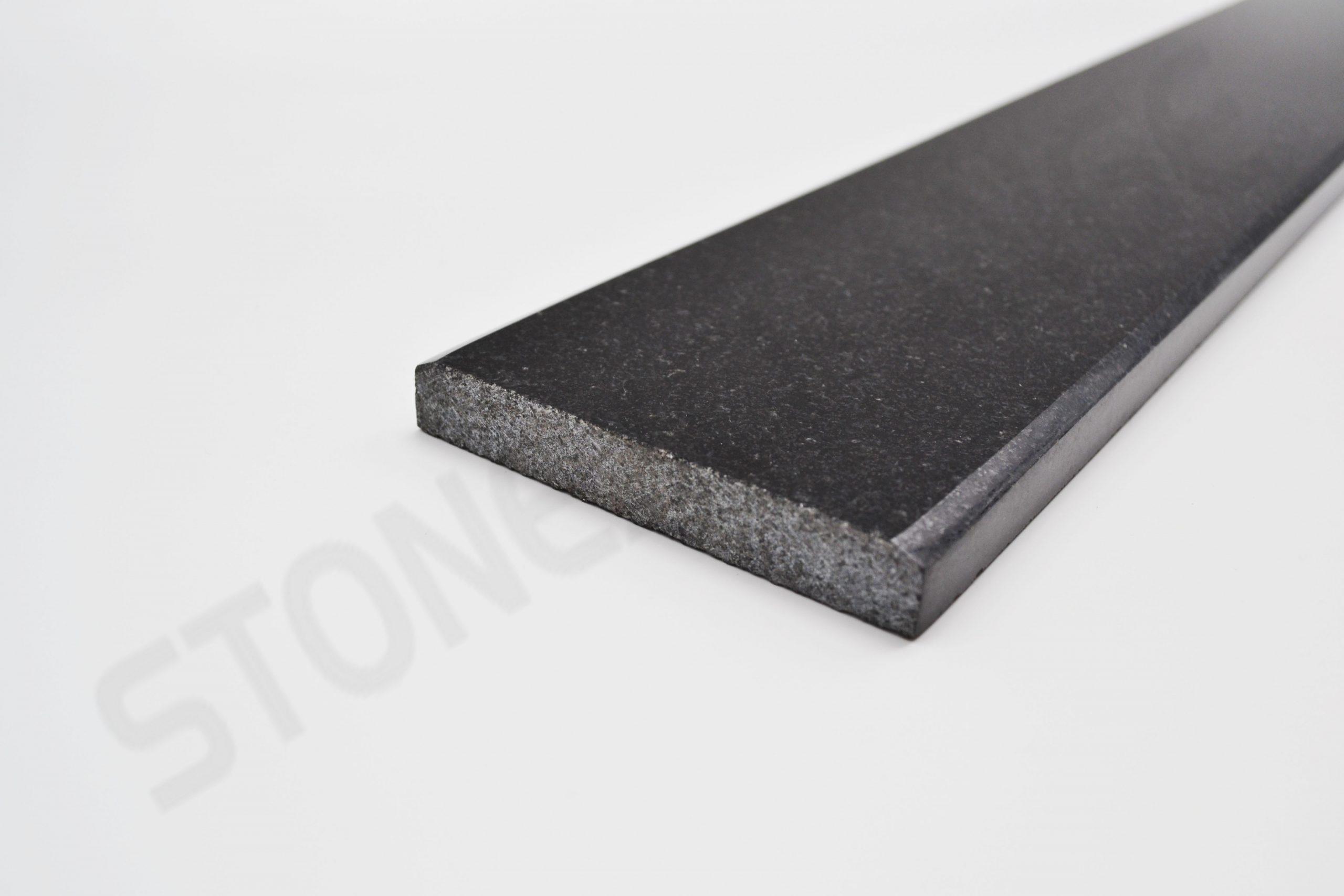 Absolute Black Standard Bevel Thresholds 4x36