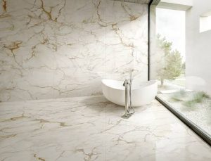 Crema Sahara Marble For Bathroom