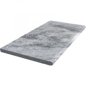 Bardiglio Gray Marble Threshold
