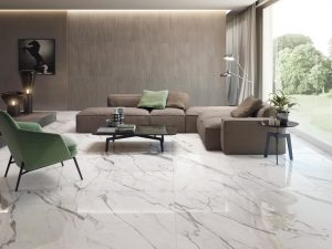 Marble Flooring For Office