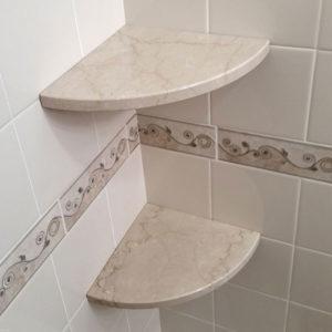Corner Shelves For Hotel Bathrooms