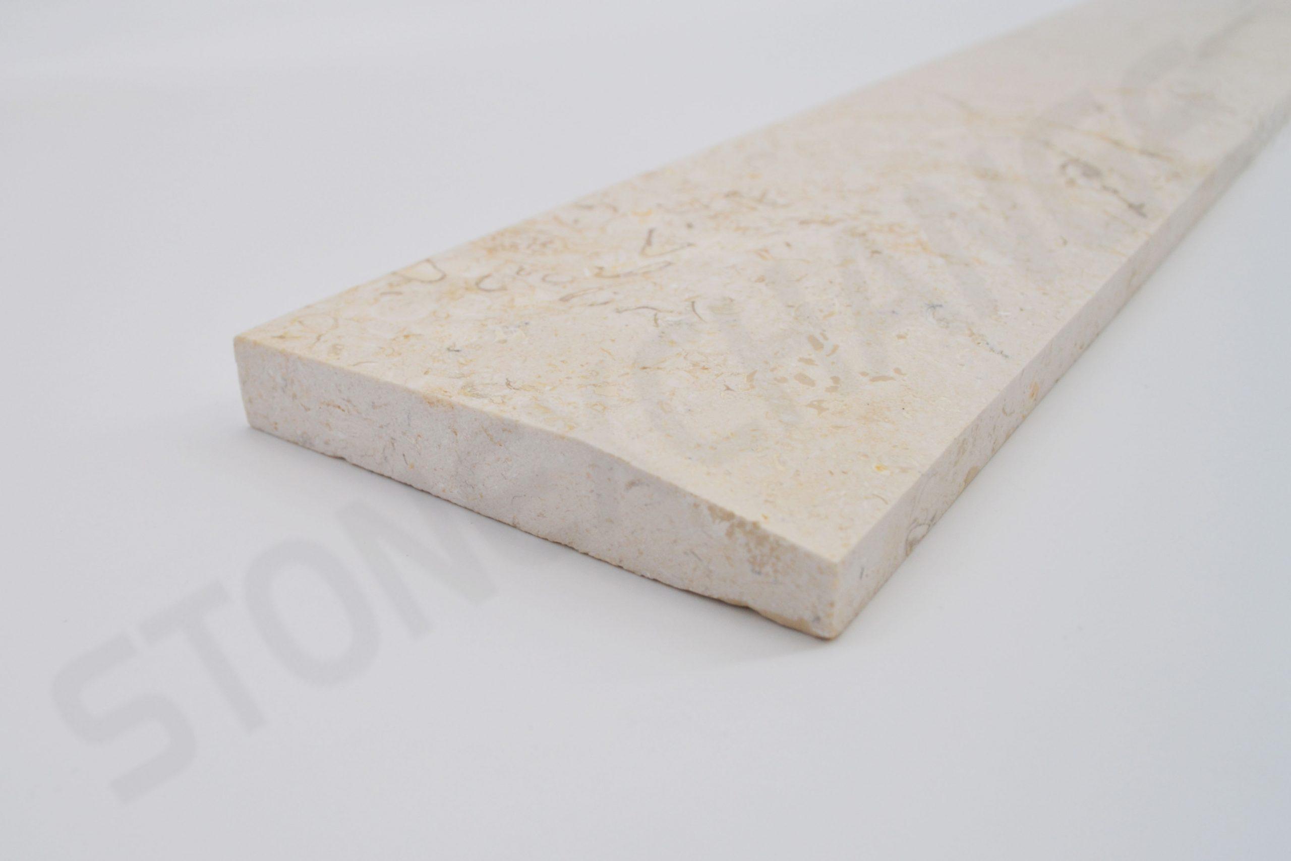 Crema Marfil Marble Threshold