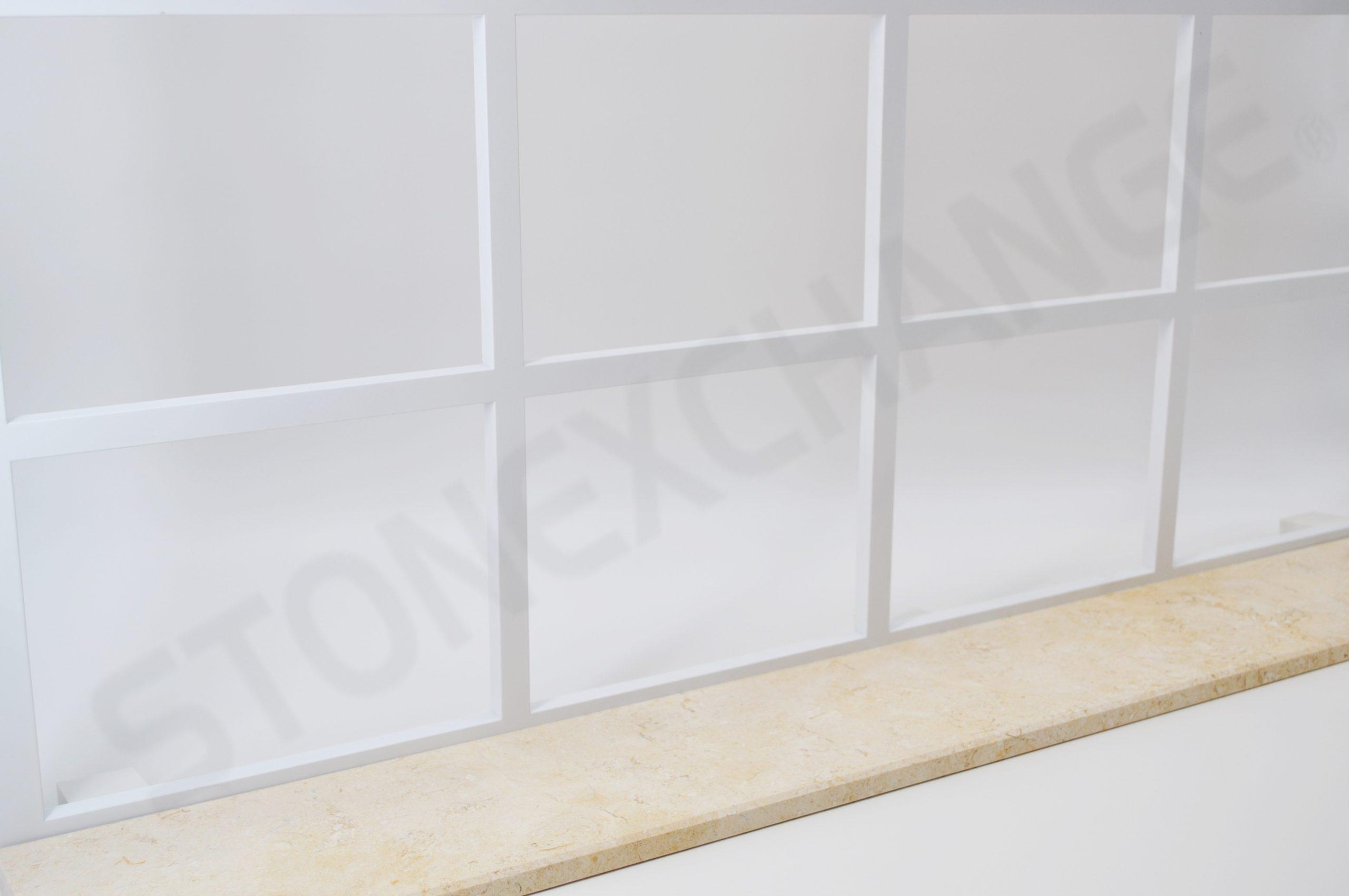 Crema Marfil Marble Window Sills